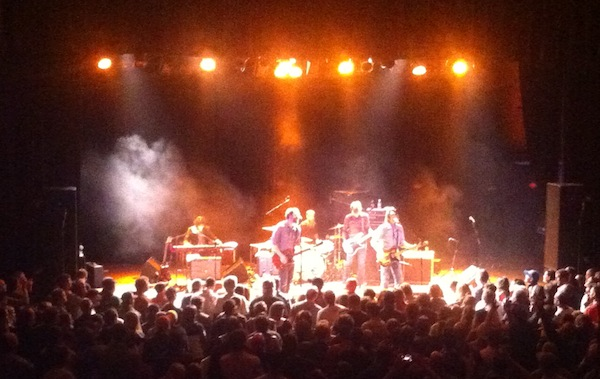 Drive By Truckers at the Boulder Theater.