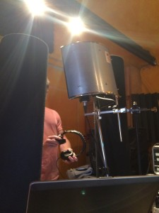 Want to know who this is doing background vocals? Too bad- you'll have to wait.